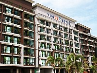 Fit bleiben in Pattaya: Vogue Hotel Gym
