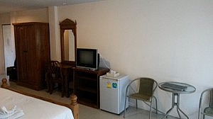 Zimmerausstattung im Goodwill Hotel