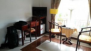 Zimmerausstattung im Tamarind, Sihanoukville