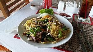 Essen / Restaurant im Tamarind, Sihanoukville