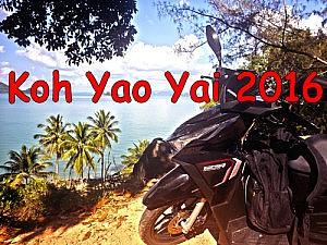 Koh Yao Yai Reisebericht