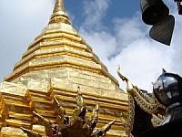 Wat Doi Suthep: Das Wahrzeichen Chiang Mais