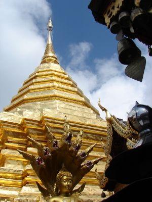 Wat Doi Suthep: Wahrzeichen Chiang Mais