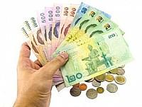 Mit Azimo Geld nach Thailand überweisen