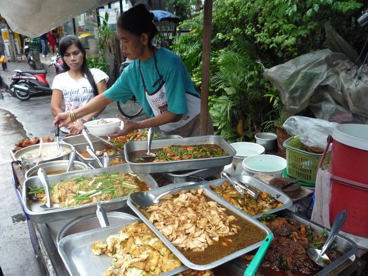 Streetfood in Bangkok
