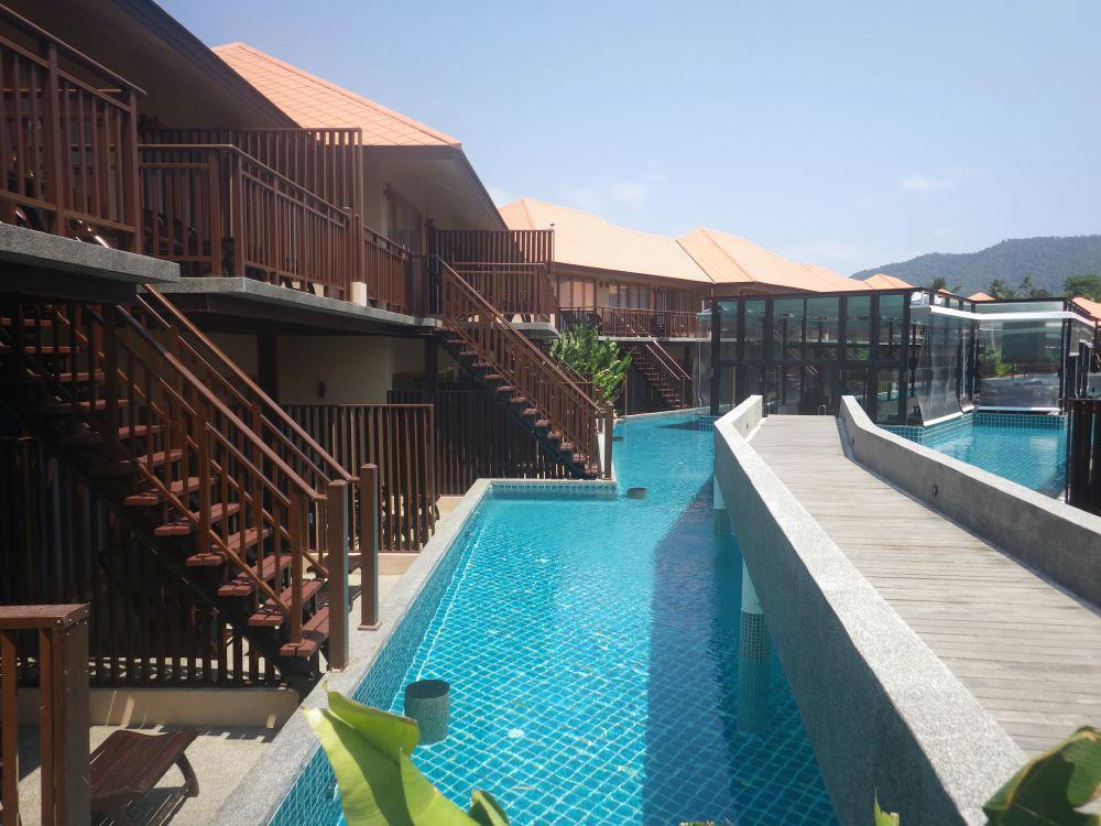 Das Blue Bay Resort auf Koh Yao Yai