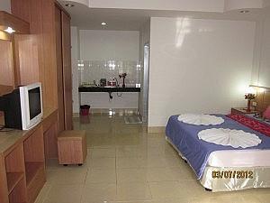 Deluxe Zimmer im Bella Tropicana Hotel