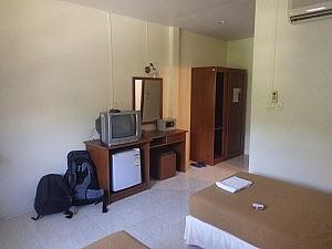 Zweibettzimmer im Khaolak Inn Hotel in Khao Lak