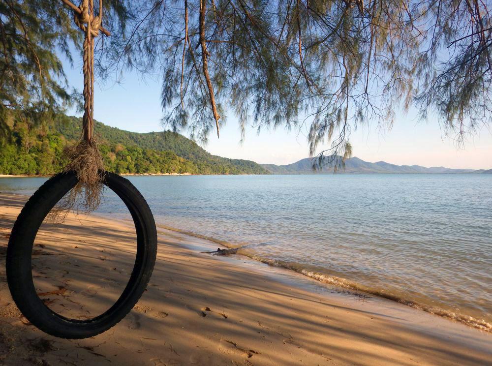 Klongson Beach: Koh Yao Yai