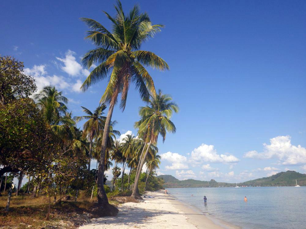 Lamhad Beach auf Koh Yao Yai