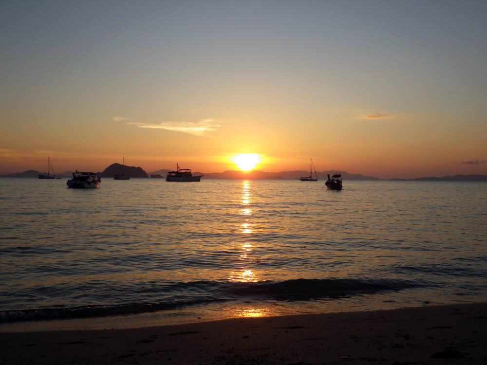 Loh Pared Beach: Koh Yao Yai