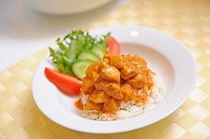 Original-Rezept für Massaman-Curry aus Thailand.