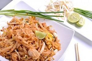 Original-Rezept für Phad Thai aus Thailand