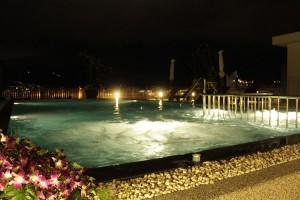 Swimmingpool auf dem Dach - RCB Patong Hotel