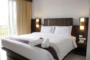 Einzelzimmer im RCB Patong Hotel