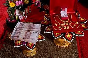Brautgeld (Sinsod) und Goldschmuck
