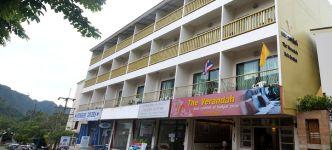 Verandah Hotel in Ao Nang