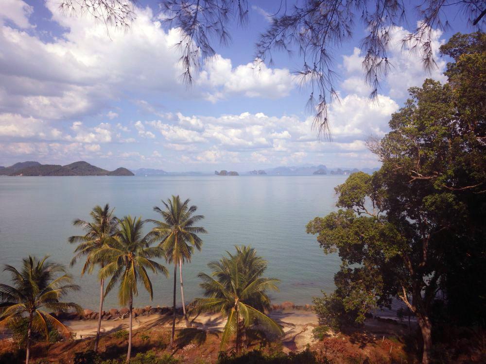 Aussichtspunkt auf Koh Yao Yai